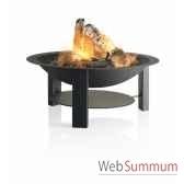 brasero modern diametre 75 barbecook 2239693000