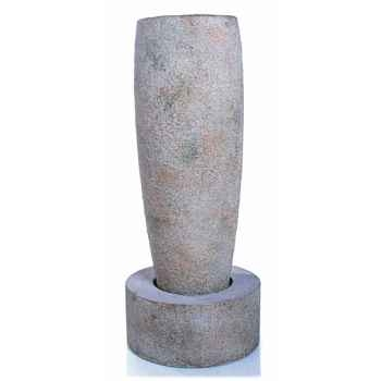 Fontaine-Modèle Mati Crucible Fountain, surface granite-bs3503gry