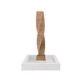 fontaine modele twist spire fountainhead surface pierre noire bs3454lava