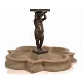fontaine modele sevilla basin surface granite bs3375gry