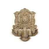 fontaine modele wind god walfountain surface marbre vieilli combines avec or bs2197wwg