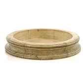 fontaine modele pisa fountain basin surface pierre romaine bs3191ros