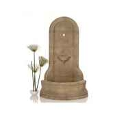 fontaine modele cordova walfountain surface marbre vieilli bs3185ww