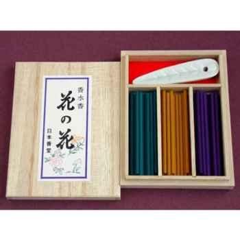 Elégance Japonaise Hana No Hana, écrin en bois - 302
