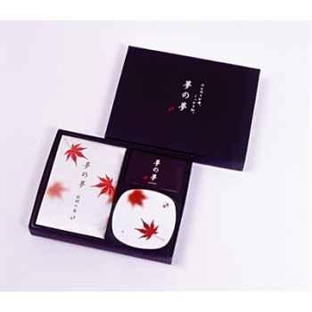 Coffret cadeau Feuille d\'érable Yume No Yume - 38557