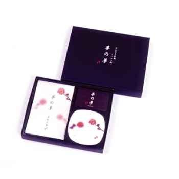 Coffret cadeau Fleur de prunier Yume No Yume - 38551