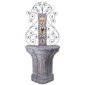 Fontaine Porto Fountain, grès -bs3195sa