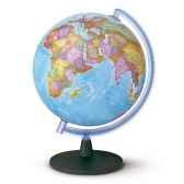 globe sirius 40 globe geographique non lumineux cartographie politique diam 40 cm hauteur 60 cm