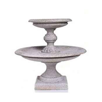 Fontaine Turin Fountainhead, marbre vieilli -bs3313ww