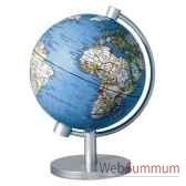 mini globe geographique stellanova lumineux sphere 13 illumine politique 217548