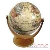 mini globe geographique stellanova non lumineux sphere 10 tournante basculante antique slantique207433