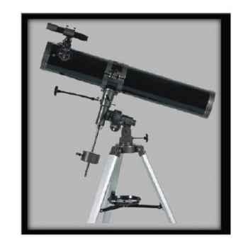 Fuzyon optics-Télescope 114 x 1000 mm, monture équatoriale motorisé.