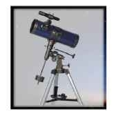 fuzyon optics telescope 150 x 750 mm monture equatoriale motorise