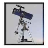 fuzyon optics telescope 150 x 750 mm monture equatoriale motorise