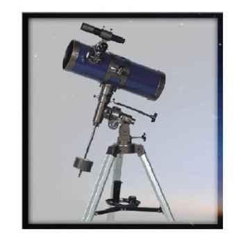 Fuzyon optics-Télescope 150 x 750 mm, monture équatoriale motorisé.