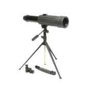 yukon 21023k kit lunette terrestre longue vue telescopique scout 30x50 wa trepied large champ de vision poids 700 gr