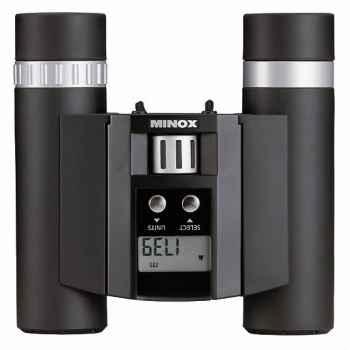 Jumelle compacte Minox 62113 BD 8x24 BR A Altimètre, Chronomètre - 297g