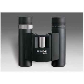 Minox-62143-Jumelle compacte BD 8x25 BR W, étanchéité à la poussière et à l'eau, poids 292 g.