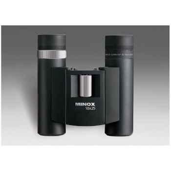 Minox-62144-Jumelle compacte BD 10x25 BR W, étanchéité à la poussière et à l'eau, poids 292 g.