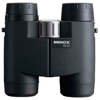 Minox-62122-Jumelle Prisme en TOIT BD 8 x 32 ALT BR (ALT= Asphérical Lens Technology).