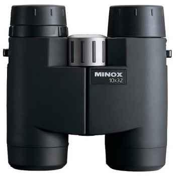 Minox-62135-Jumelle Prisme en TOIT BD 10 x 32 ALT BR A (ALT= Asphérical Lens Technology) fontion altimètre/chronomètre/thermomèt