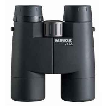 Minox-62128-Jumelle Prisme en TOIT BD 7 x 42 ALT BR (ALT= Asphérical Lens Technology).