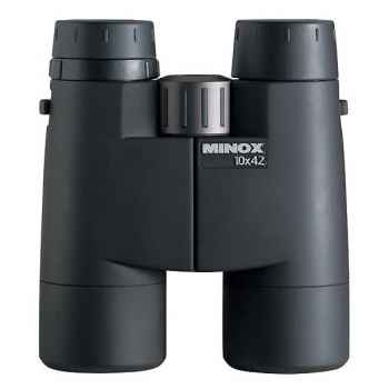 Minox-62123-Jumelle Prisme en TOIT BD 10 x 42 ALT BR (ALT= Asphérical Lens Technology).
