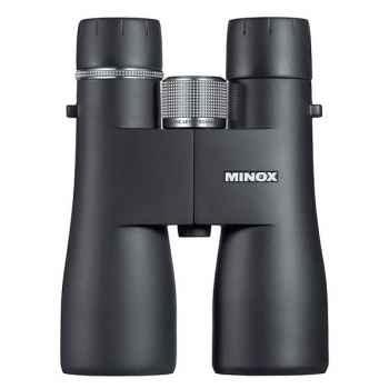 Minox-62160-Jumelle Prisme en TOIT Hight Grade Séries HG 10 x 52 BR ASPH, œilletons coulissants.