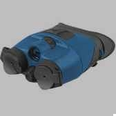 yukon 25023wp jumelle vision nocturne viking lt 2x24wp modele etanche avec un seuinfra rouge poids 600 gr