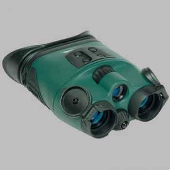 """Yukon-25021-Jumelle vision nocturne """"VIKING"""" DL 2x24 modèle avec double infra-rouge, écran LCD, poids 600 gr."""
