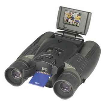 """Barska-AH-10422-Jumelle modèle """"VIEWCATCHER"""" 8x32, photo numérique intégré 3 méga pixels, écran LCD, poids 1157 g."""