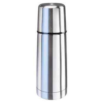 """Isostell-9550IS-Bouteille isotherme modèle """"slim"""", contenance 0,30 L, système verseur QUICKSTOP®."""