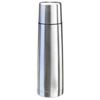 """Isostell-9556IS-Bouteille isotherme modèle """"slim"""", contenance 0,75 L, système verseur QUICKSTOP®."""