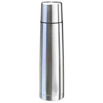"""Isostell-9554IS-Bouteille isotherme modèle """"slim"""", contenance 0,90 L, système verseur QUICKSTOP®."""