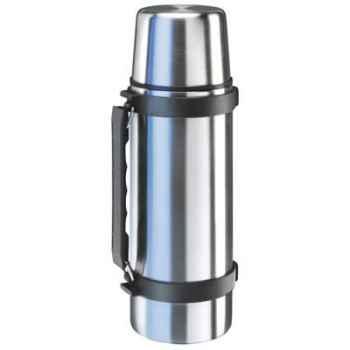 Isostell-9551IS-Bouteille isotherme, contenance 0,50 L, avec poignée, système verseur QUICKSTOP®.