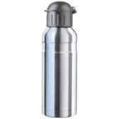 isostel9710is bouteille sport contenance 070 simple paroi acier finition acier brosse