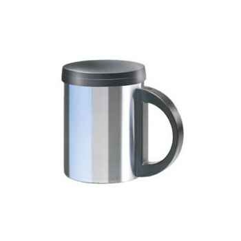 Isostell-9561IS-Tasse isotherme classisque (Mug), contenance 24 cl, garantie de 5 ans pour l'isolation.