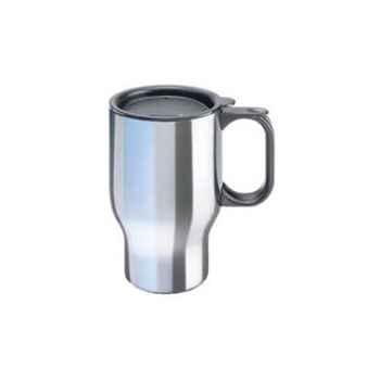 Isostell-9558IS-Tasse voiture isotherme (Mug), contenance 40 cl, garantie de 5 ans pour l'isolation.