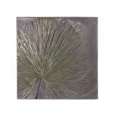decoration murale anahaw walplaque medium negative aluminium bs2324alu