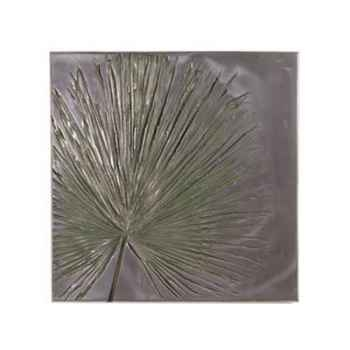 Décoration murale Anahaw Wall Plaque Medium Negative, aluminium -bs2324alu