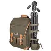 sac de transport multifonction toile cuir vanguard arlen serie impermeabilise 380 x 360 x 530 mm arlen 58