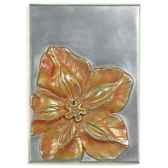 decoration murale cobaea walplaque aluminium bs2392alu