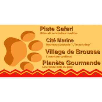 Planète Sauvage Port St-Père (44) - Pass-Adulte Annuel (15 ans et plus)