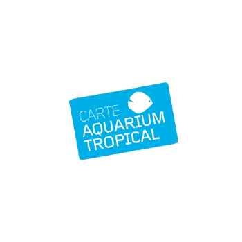 Aquarium Tropical de la Porte Dorée (Paris 12e) - Pass-Adulte-Annuel (à partir de 26 ans)