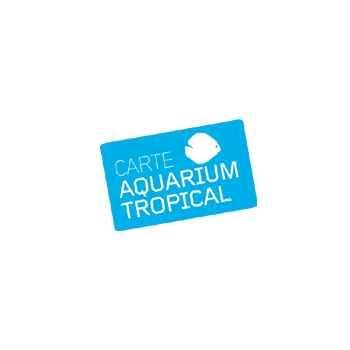 Aquarium Tropical de la Porte Dorée (Paris 12e) - Pass-Adulte-Annuel (à partir de 26 ans)