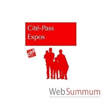 La Cité des sciences et de l'industrie (Paris 19e) - Pass Exposition - Famille Annuel