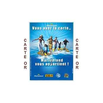 Marineland (06 Antibes) - Pass OR  Jeune Annuel
