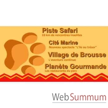 Planète Sauvage Port St-Père (44) - Pass-Enfant Annuel (4 à 14 ans)