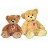 peluche ours teddy marron clair hermann teddy collection 28cm 91156 2