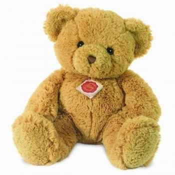 Peluche Ours Teddy doré gold Hermann Teddy collection 40cm 91163 0